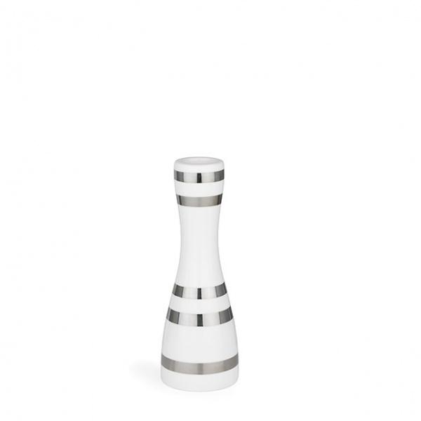 Kähler , Omaggio lysestake H160 sølv Barneklær og Interiør AS